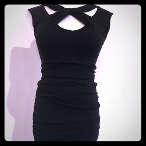 I.N.C. International Concepts, little black dress.